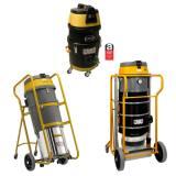 Trockensauger für Feinstaub und Schadstoffsauger