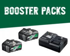 HiKOKI Booster Packs