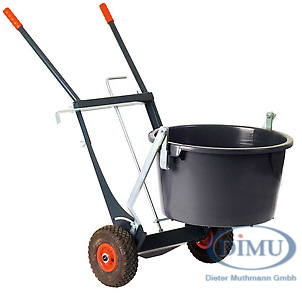 Transportwagen für 65 Liter-Kübel