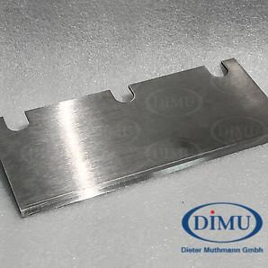 Messer f. Bull Stripper 230x115x3,2 mm