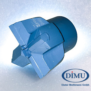 DL - Kreuzkronen 30-66 mm kurzer Schaft