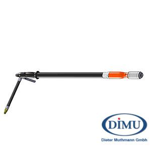 Dimu Drucklufthammer Typ DB355