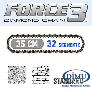 Diamantkette Force3-32