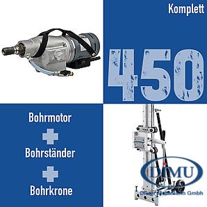 Dimu Kernbohrmaschine BBM33extraL+S500
