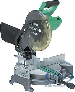 Hitachi Kapp & Gehrungssäge C 10 FCE2
