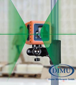 grüner Multilinien-Laser f. Werkzeugkist