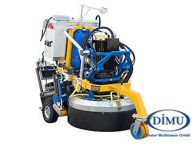 Planetarschleifmaschine Expander 1000RX