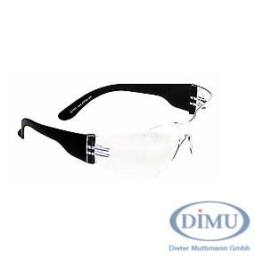 Schutzbrille, transparent