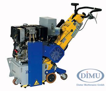 VA 30 SH Diesel mit Elektrostart