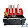 Bohrmotor 2,5kW + Bohrständer i...
