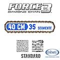Diamantkette Force3-35