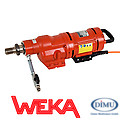 Bohrmotor Typ WEKA DK32 3200 Watt