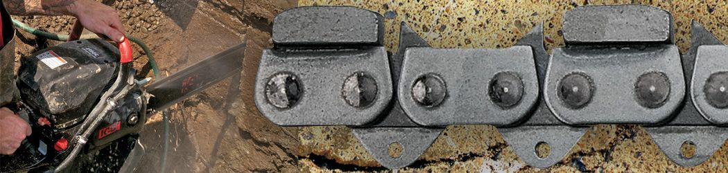 Diamantkettensägen